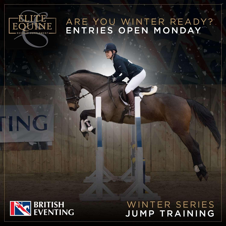 British eventing winter series